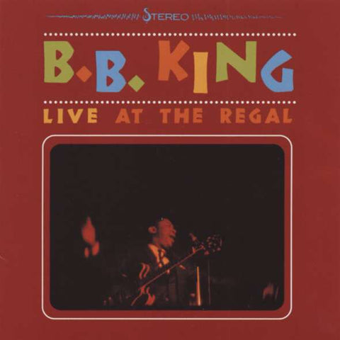 BB King - Live At The Regal