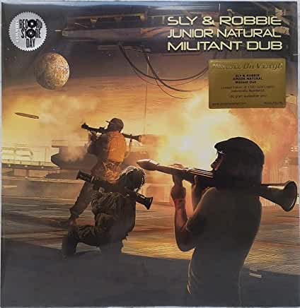 Sly & Robbie Junior - Natural Militant Dub (Gold Vinyl)