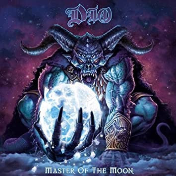 Dio - Master Of The Moon (Lenticular Sleeve)