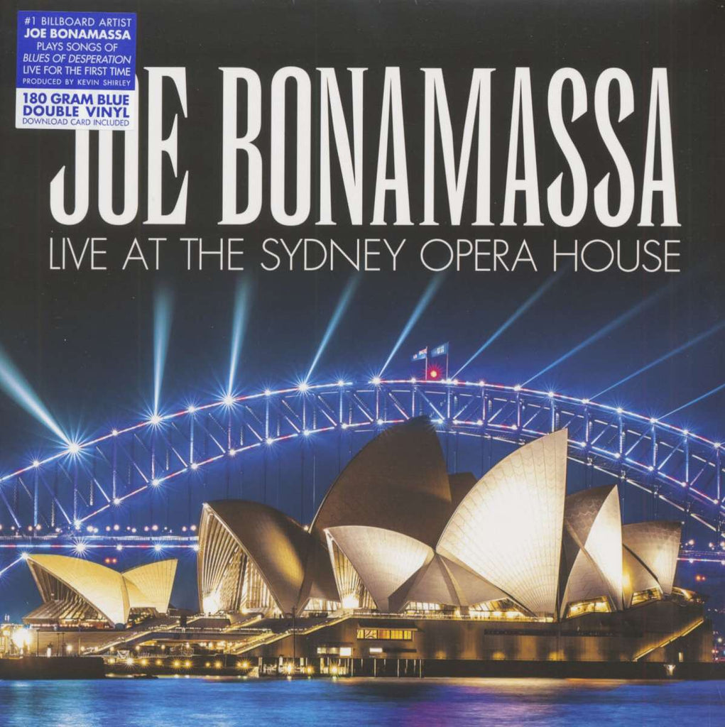 Joe Bonamassa - Live At Sydney Opera House