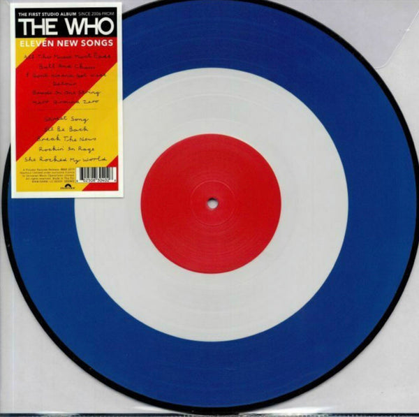 The Who - Who (Picture Disc)
