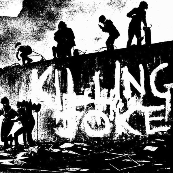 Killing Joke - Killing Joke (Black/Clear Vinyl)