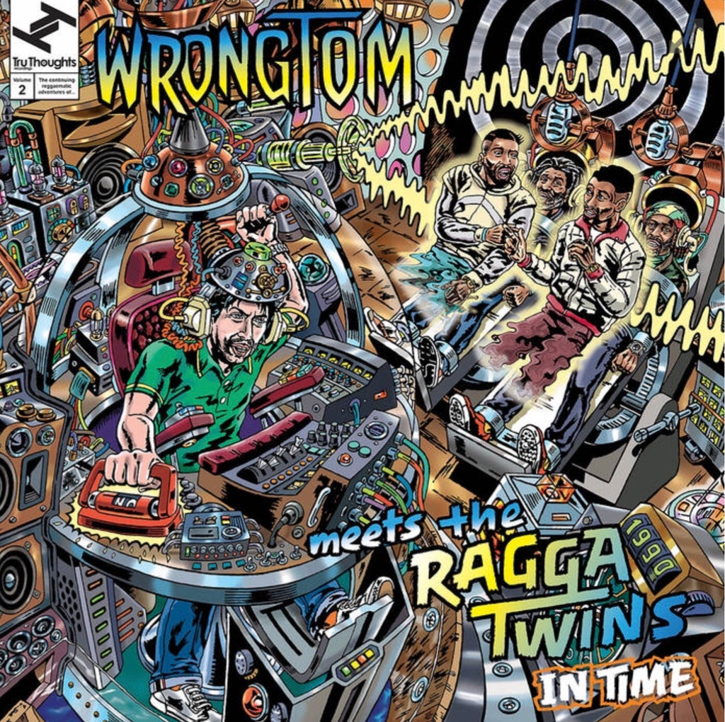 Wrongtom - Meets The Ragga Twins - In Time