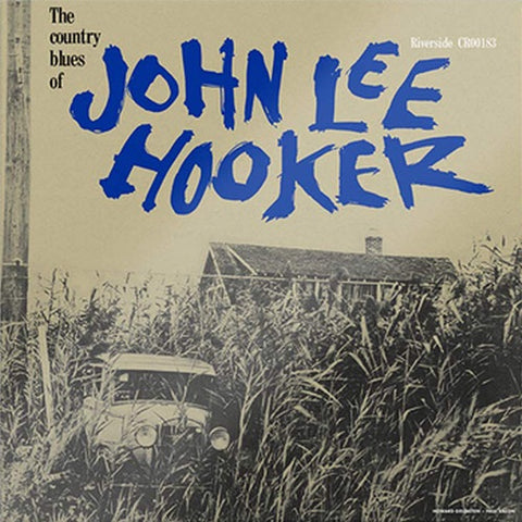 John Lee Hooker - The Country Blues of.. (60th Anniversary edition)