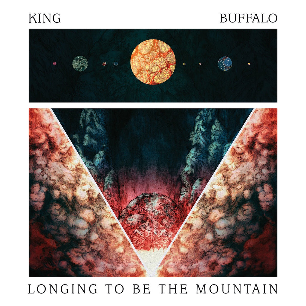 King Buffalo - Longing To Be The Mountain