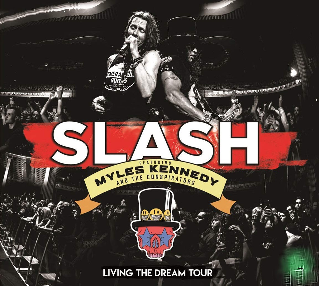 Slash - Living The Dream Tour (Limited Red Vinyl)