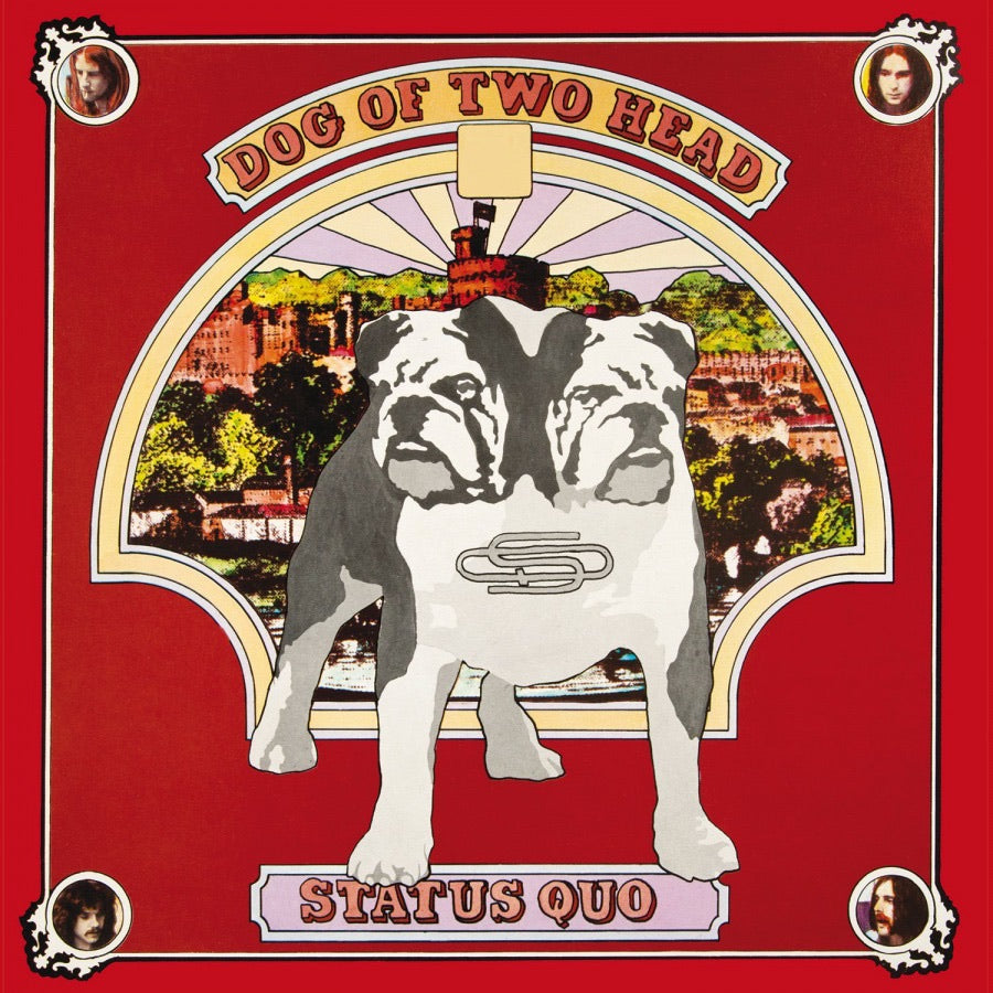 Status Quo - Dog Of Two Head (Red Vinyl)