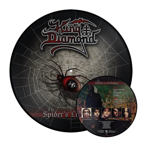 King Diamond - The Spiders Lullabye - Picture Disc