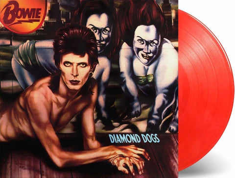 David Bowie - Diamond Dogs (45th Anniversary Red Vinyl Edition)