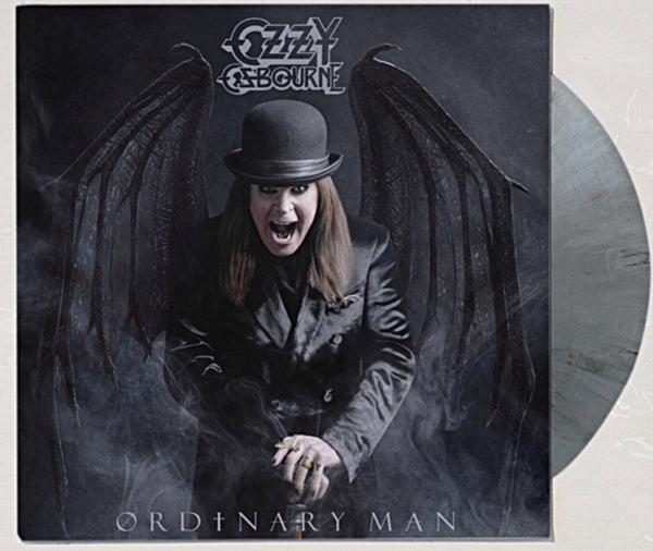 Ozzy Osbourne - Ordinary Man - Limited Marbled Vinyl Edition
