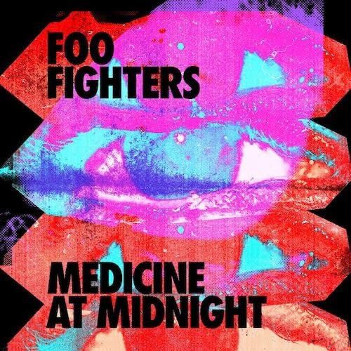 Foo Fighters - Medicine At Midnight (Limited Blue Vinyl)