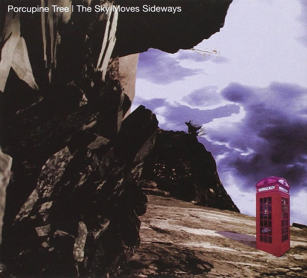 Porcupine Tree - The Sky Moves Sideways