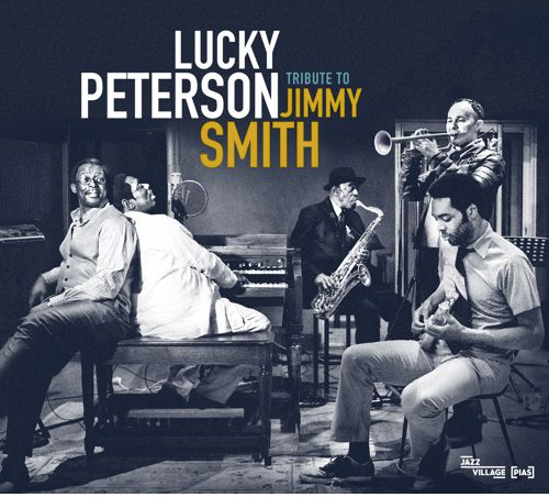 Lucky Peterson - Tribute to Jimmy Smith