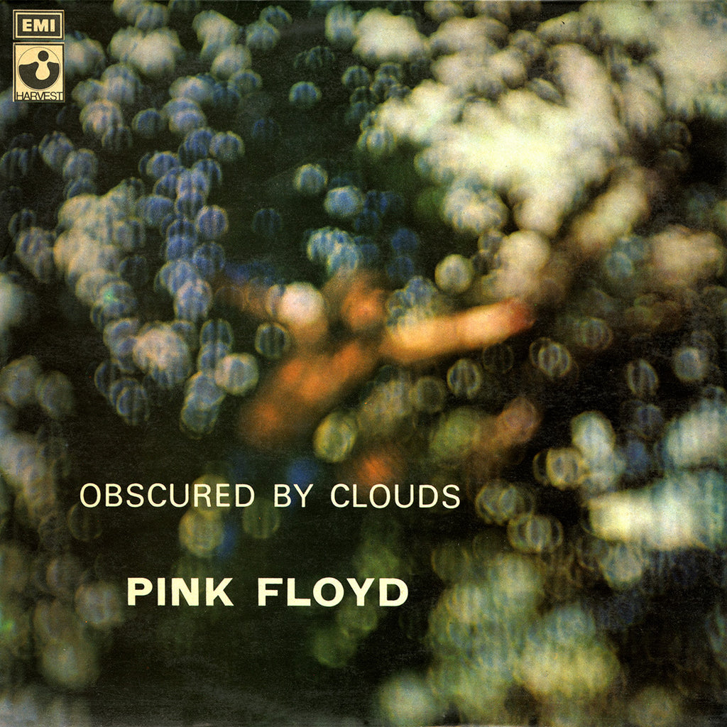 Pink Floyd - Obscured by Clouds (180g vinyl reissue)