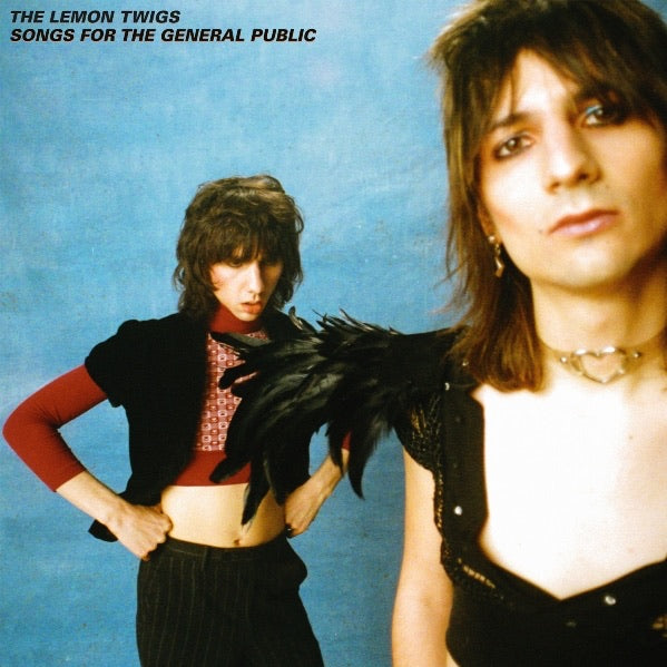 The Lemon Twigs - Songs for the General Public  (Red Vinyl)