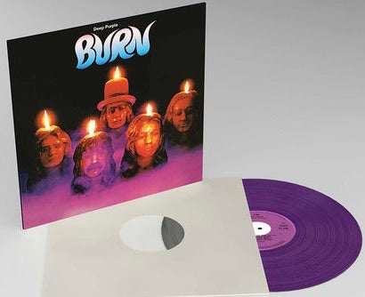 Deep Purple - Burn (Purple Vinyl)