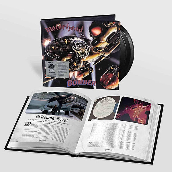 Motörhead - Bomber 3 LP Box Set
