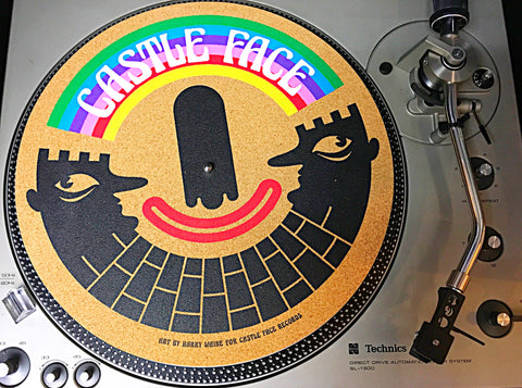 Castle face Cork Slipmat