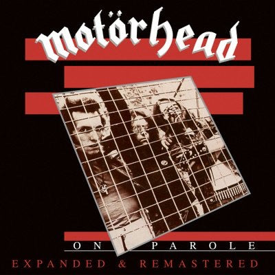 Motörhead - On Parole - Expanded & Remastered (NAD2020)