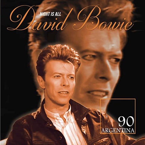 David Bowie - Night Is All (Live in Argentina)