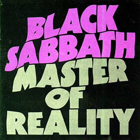 Black Sabbath - Master of Reality