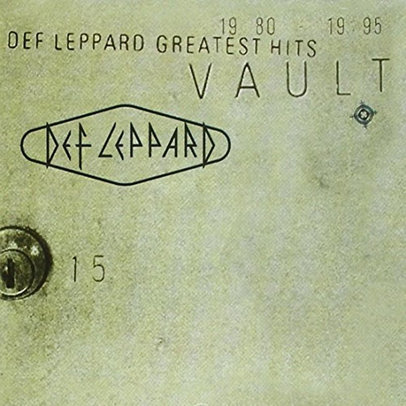 Def Leppard - Vault -Greatest Hits 1980 1995