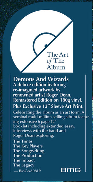 Uriah Heep - Demons and Wizards - Deluxe edition