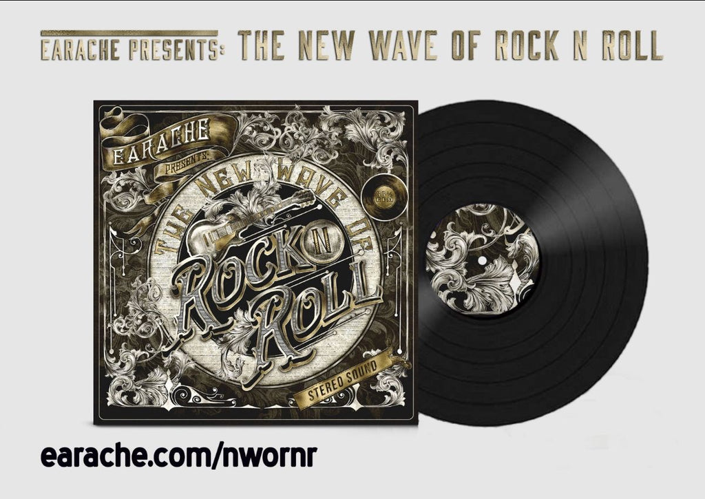 Earache Presents - The New Wave of Rock N Roll