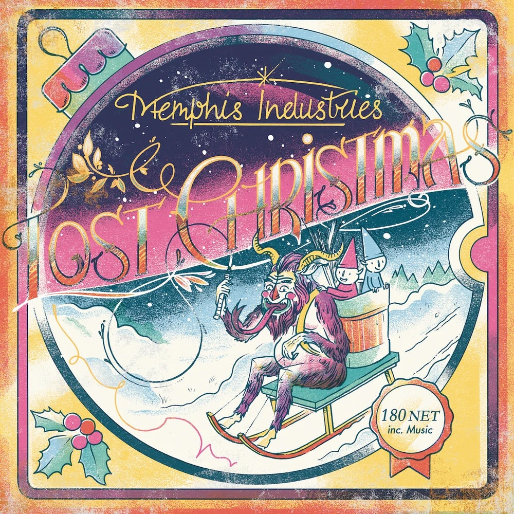 Memphis Industries - Lost Christmas (Various Artists)