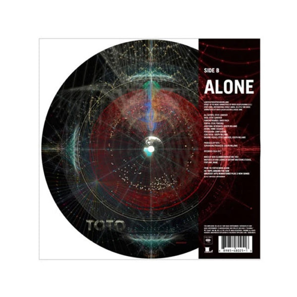 "Toto - Hold The Line (10"" Picture Disc)"