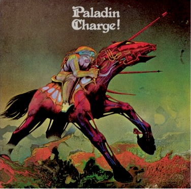 Paladin - Charge! (silver vinyl edition)