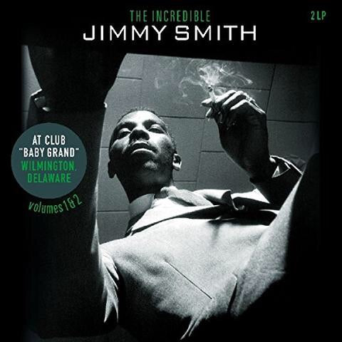Jimmy Smith - At Club Baby Grand - Volumes 1 & 2