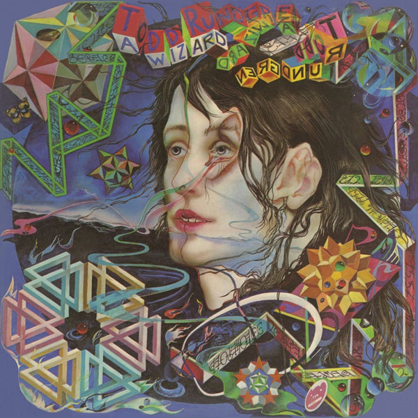 Todd Rundgren - A Wizard, A True Star (Coloured Vinyl Edition)