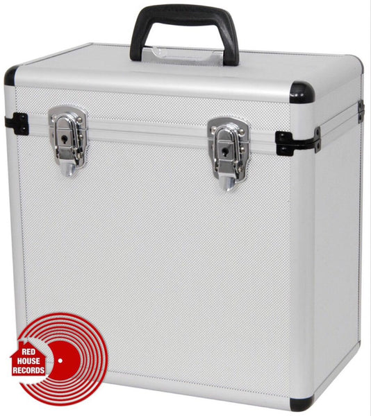 Citronic Aluminium Record case