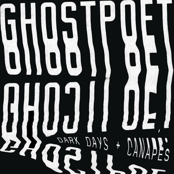 Ghostpoet - Dark Days + Canapes (White Vinyl edition)
