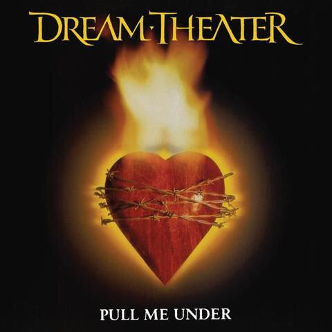 "Dream Theater - Pull Me Under 12"" Rocktober edition"