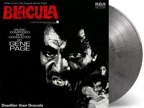 Blacula - OST (Marbled Vinyl)