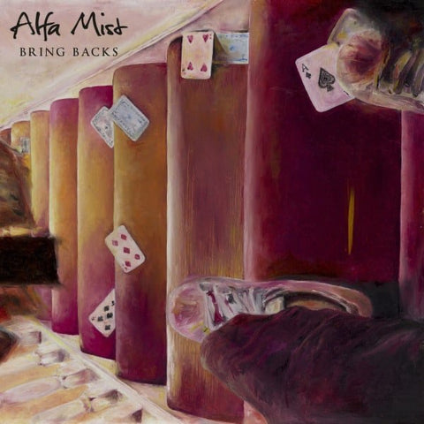 Alfa Mist -  Bring Backs (Coloured Vinyl Edition)