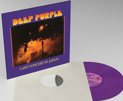 Deep Purple - Last Concert in Japan (Purple Vinyl)