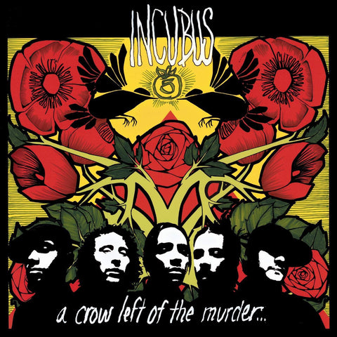 Incubus - A Crow Left Of Murder (Yellow Vinyl Edition)
