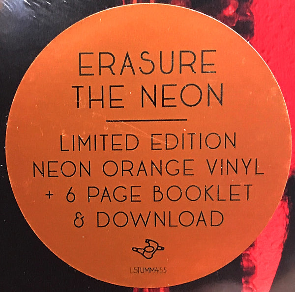 Erasure - The Neon (Orange Vinyl)
