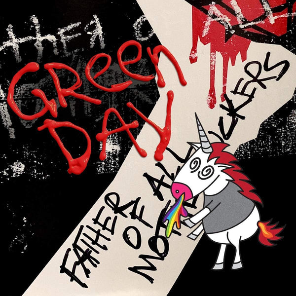 Green Day - Father Of All.. (Red Vinyl edition)