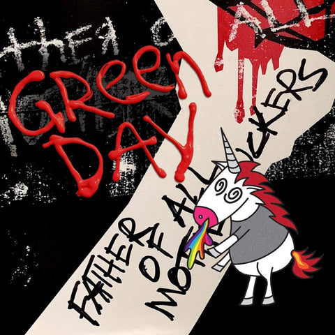Green Day - Father Of All... (Red Vinyl edition)