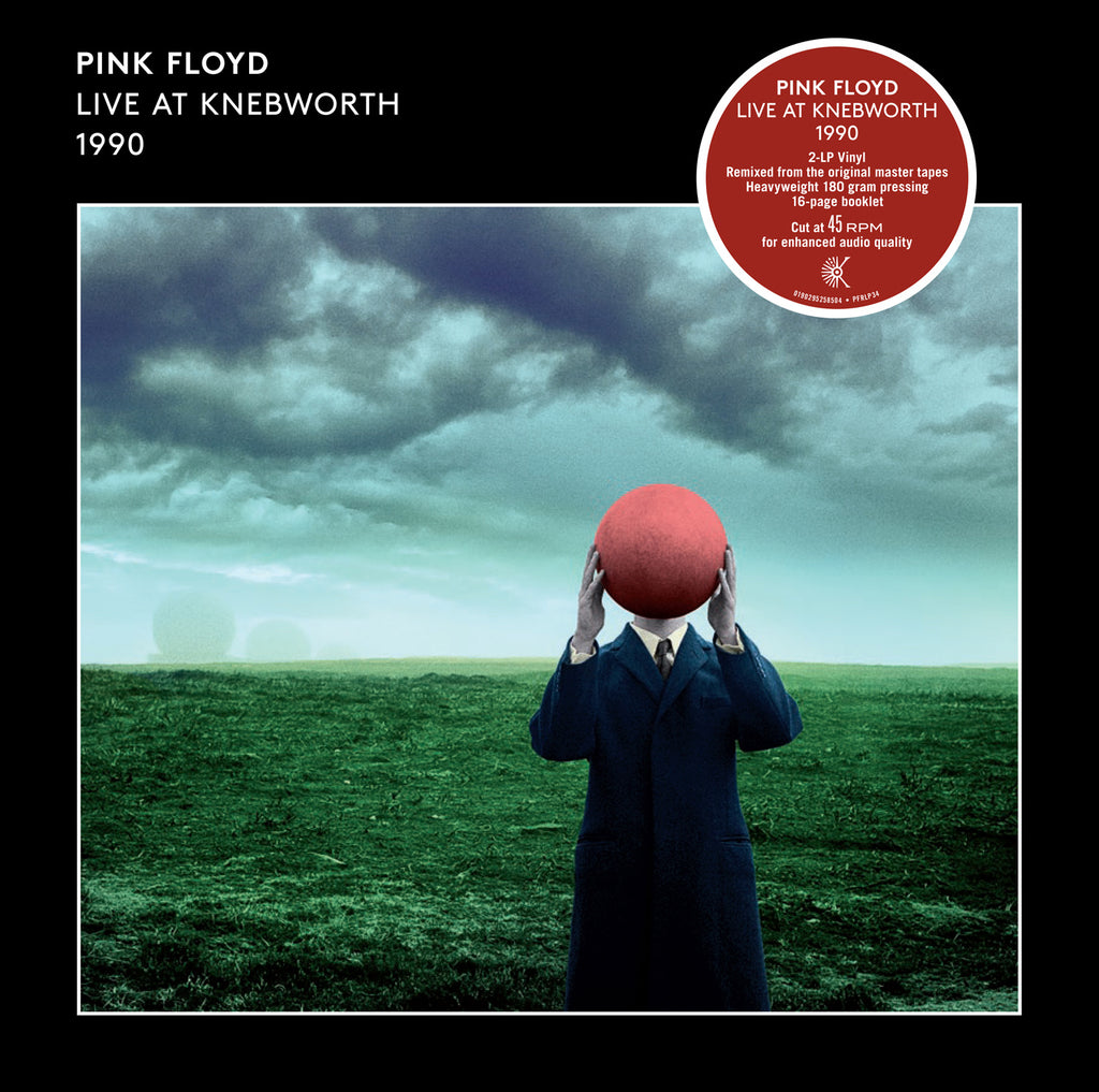 Pink Floyd - Live At Knebworth 1990 (Double LP)