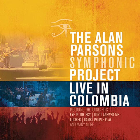 Alan Parsons Project, The - Live In Columbia