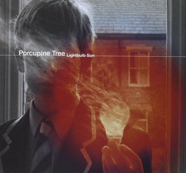 Porcupine Tree - Lightbulb Sun (Clear Vinyl Limited Edition)