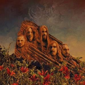 Opeth - Garden Of The Titans - Limited Orange Vinyl Edition