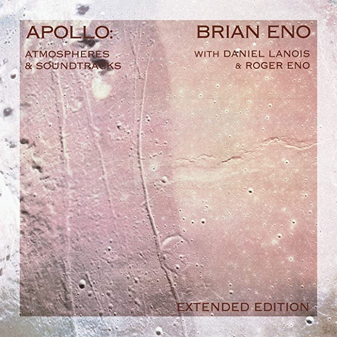 Brian Eno - Apollo (Extended Edition)