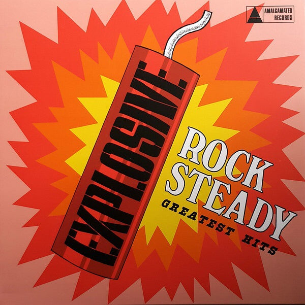 Various Artists - Explosive Rock Steady Greatest Hits