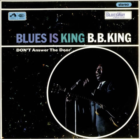 BB King - Blues Is King
